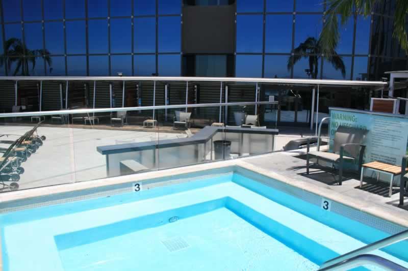 37. Pool Level