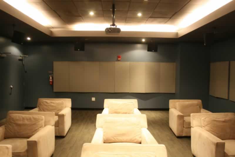 28. Sceening Room