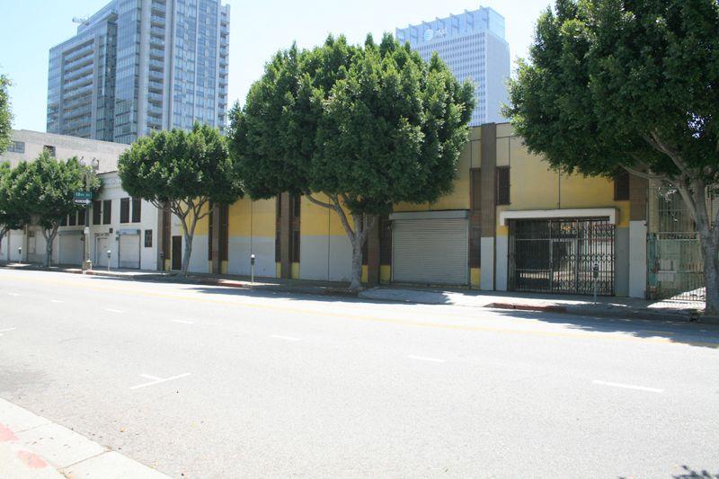 3. Hope Street Exterior