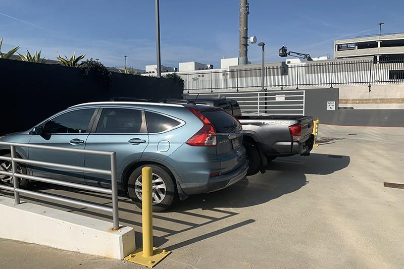 176. Parking Garage