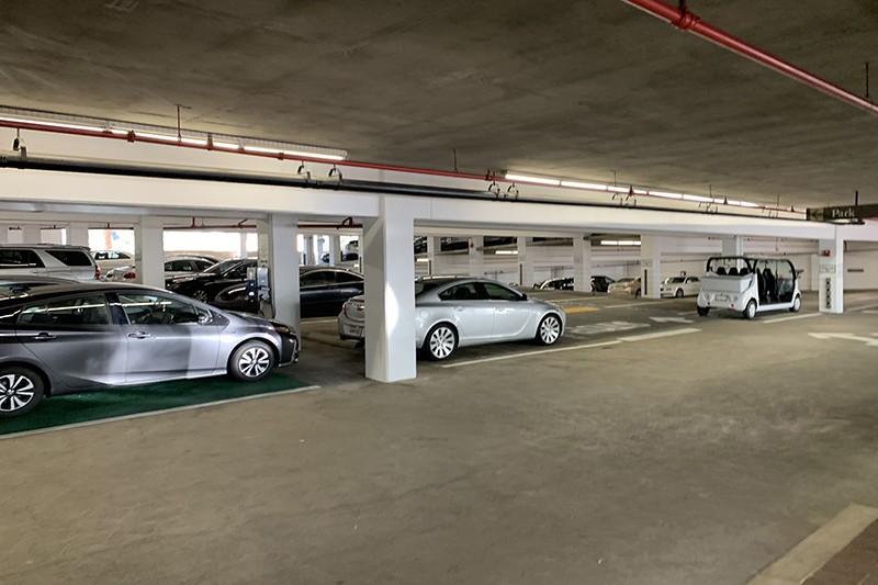 24. Parking Structure
