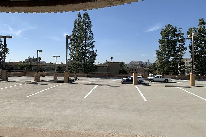 27. Parking Structure