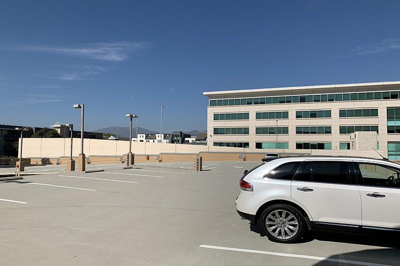 28. Parking Structure