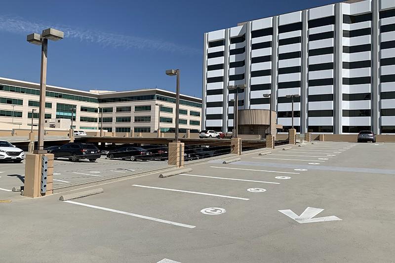 31. Parking Structure