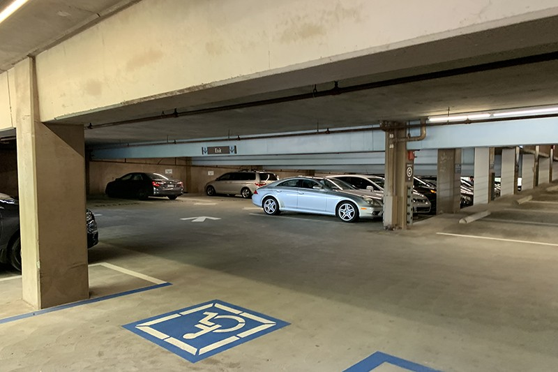 22. Parking Structure