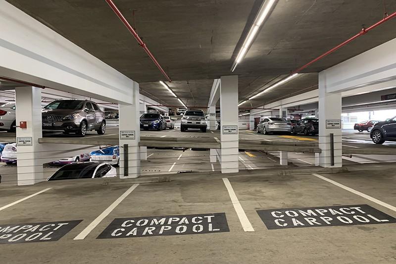 23. Parking Structure