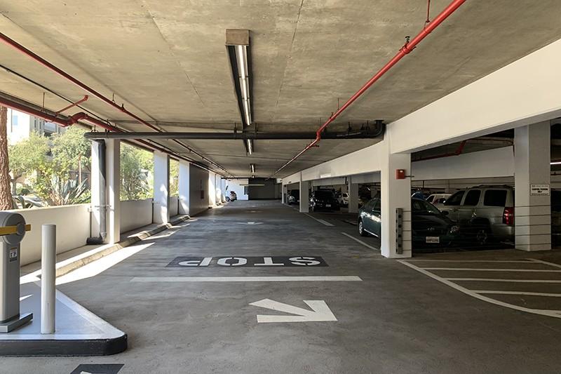 26. Parking Structure