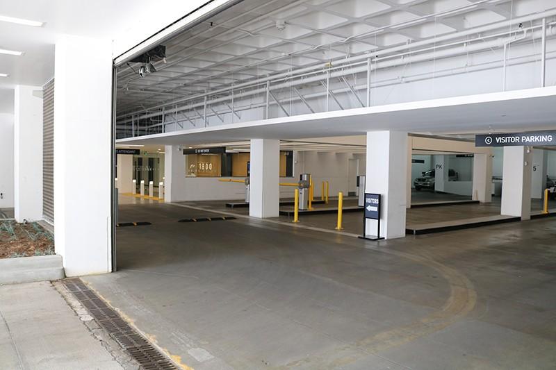 43. Parking Garage