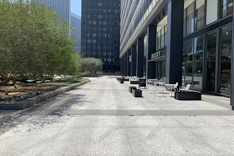 19. Exterior Plaza