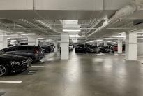 64. B Level Parking Garage