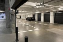 68. B Level Parking Garage