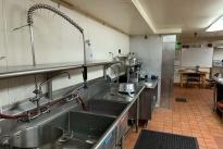 44. Basement Kitchen