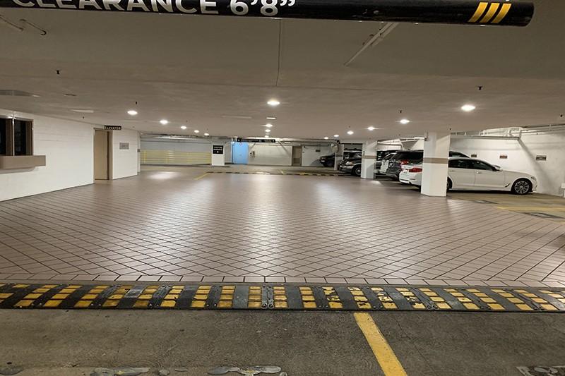 61. Parking Garage