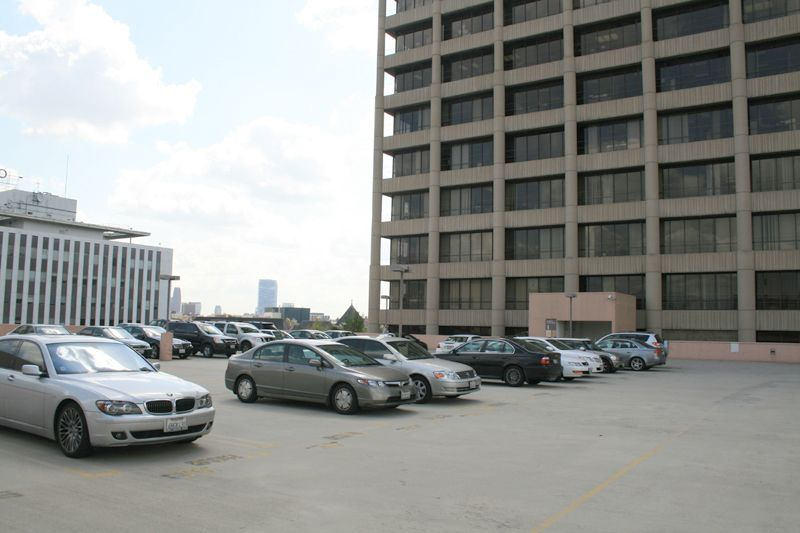 35. Parking Garage