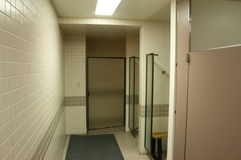 42. Gym Locker Room