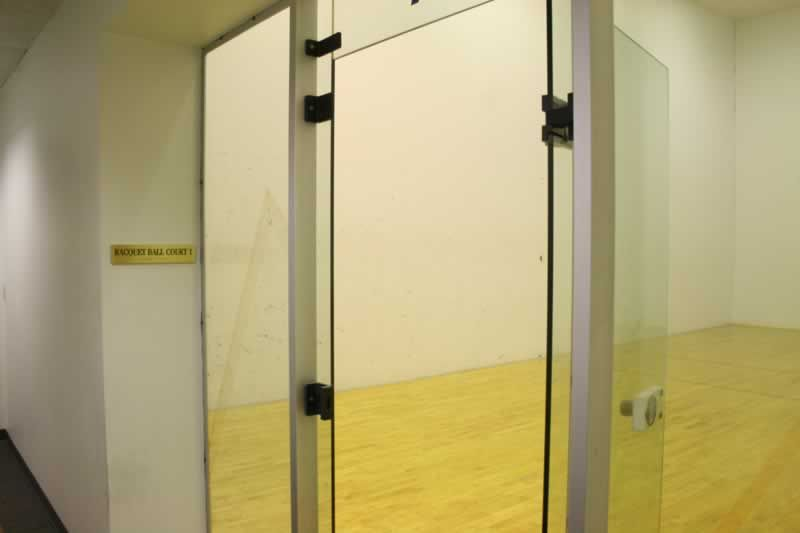 45. Racquetball Courts