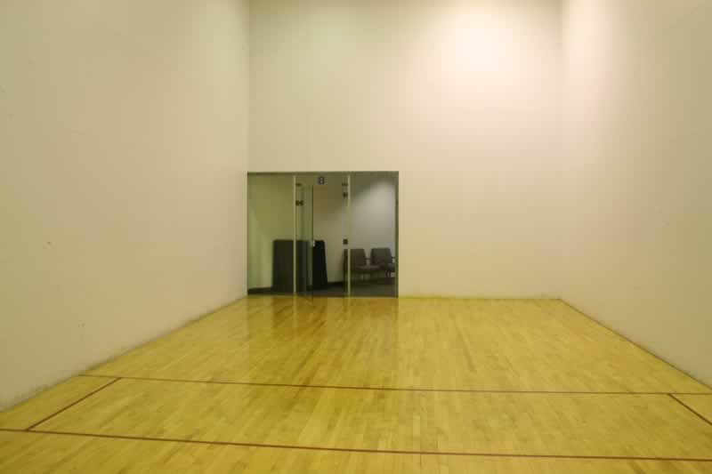 47. Racquetball Courts