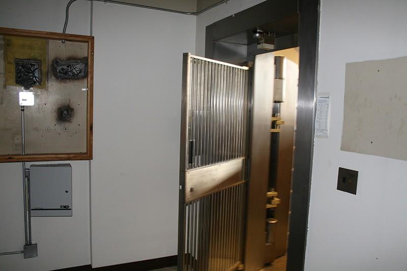 34. Bank Vault