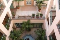 14. Courtyard