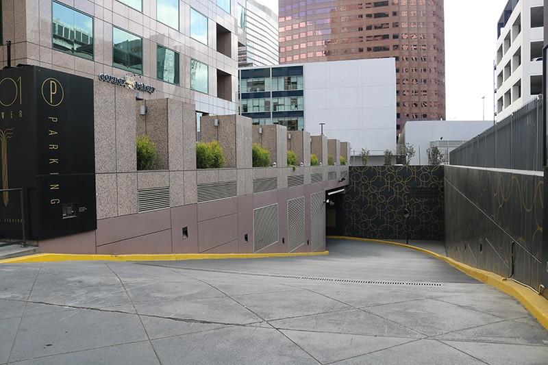 20. Parking Entrance