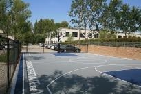 50. Basketball Court