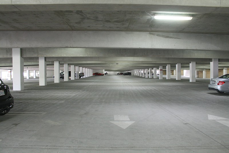 24. Parking Structure