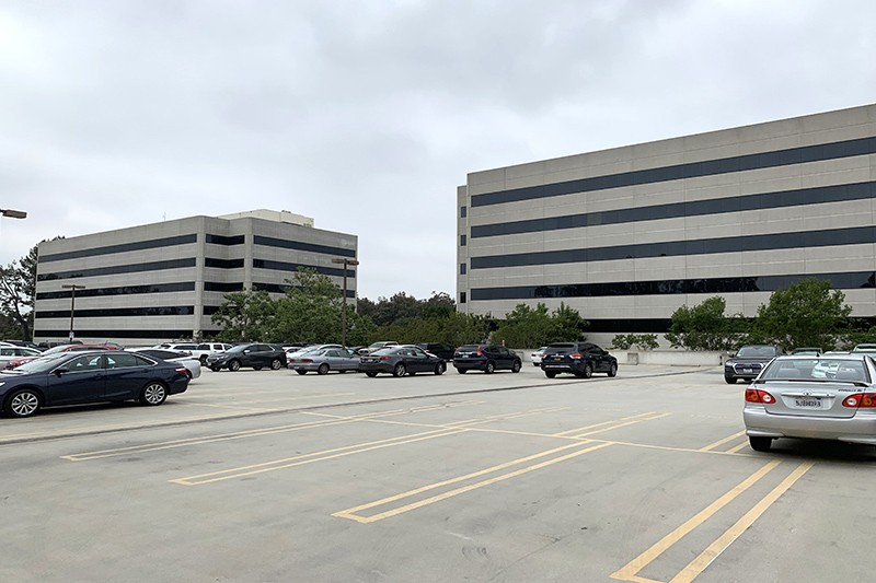 36. Parking Structure