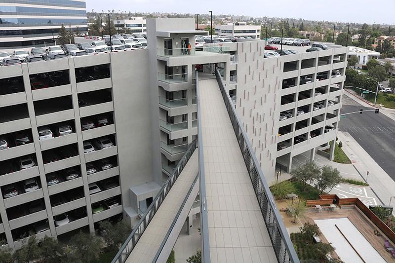 106. Sixth Floor Plaza View
