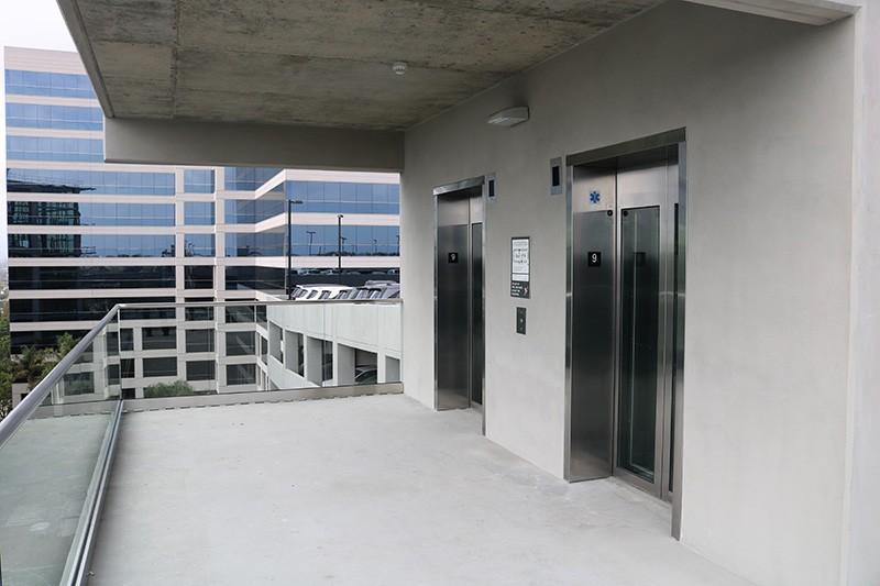 134. Parking Structure