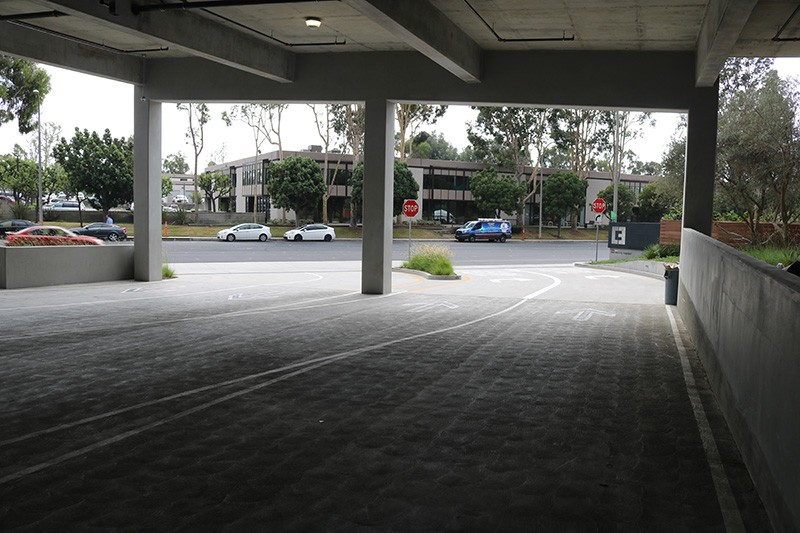 120. Parking Structure