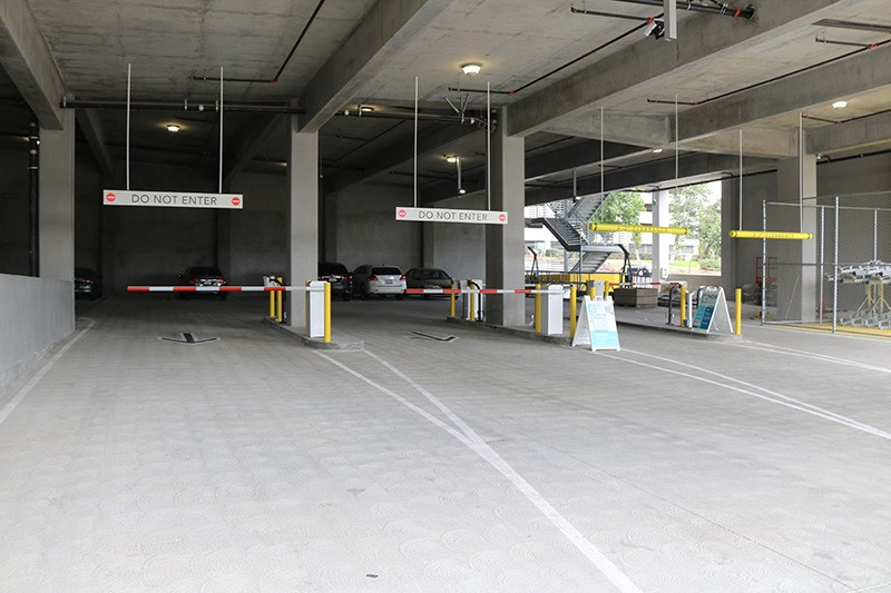 119. Parking Structure