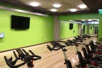 69. Mezzanine Level Gym