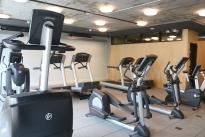 71. Mezzanine Level Gym