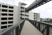 133. Parking Structure View