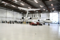 45. Hangar 1
