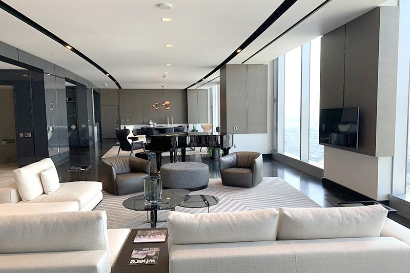 255. Presidential Suite