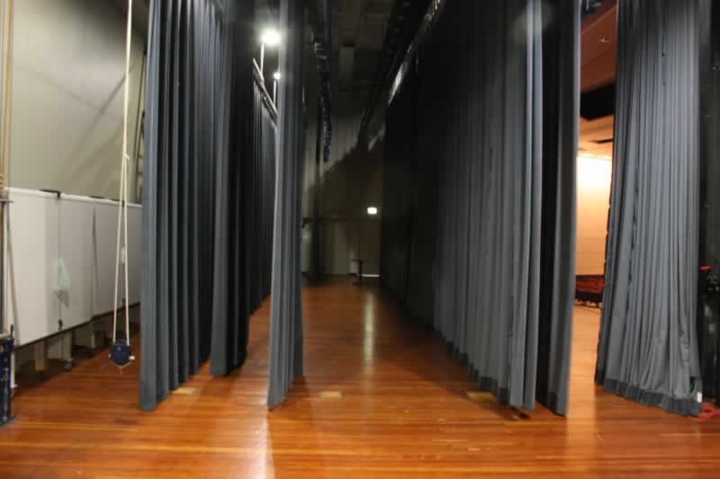 128. Theater Back Stage