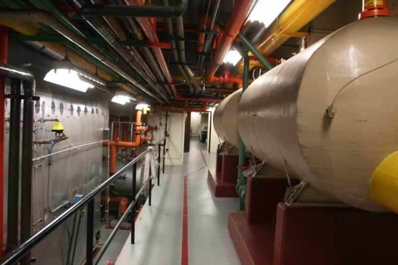 166. Mechanical Room