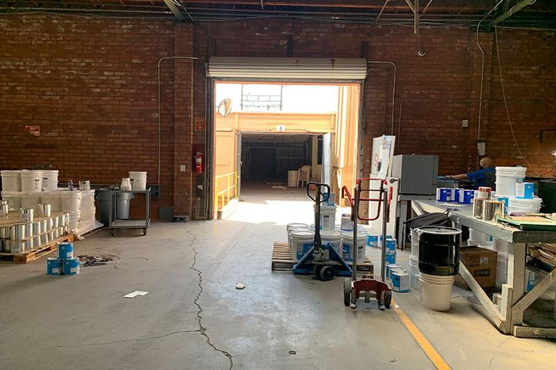 34. Warehouse
