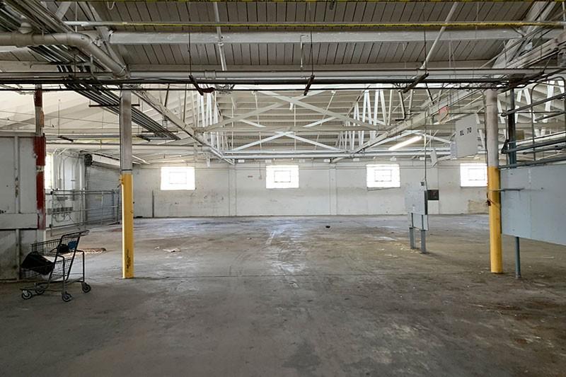 44. Warehouse