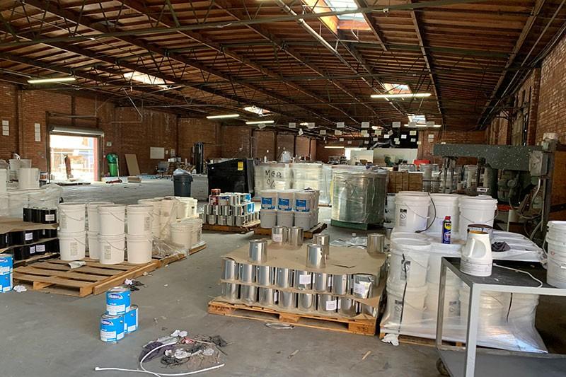 33. Warehouse