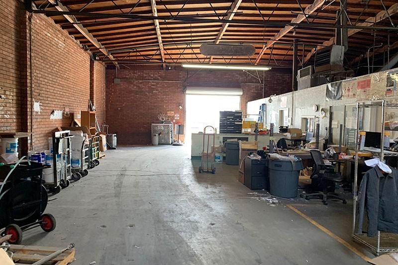35. Warehouse