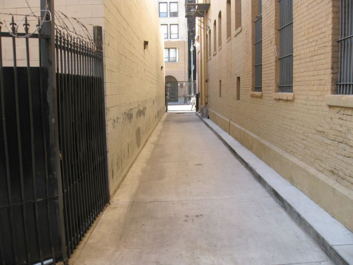 4. Alley