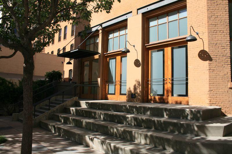 2. Exterior Rear Entrance