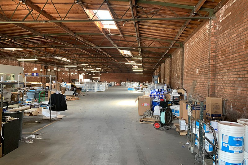 Avalon Warehouse