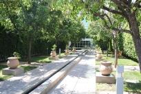 9. Exterior Courtyard