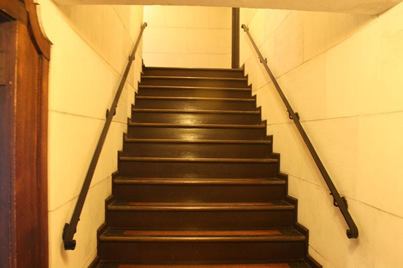 38. Stairwell