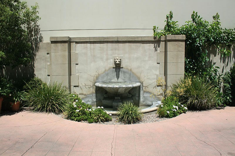 22. Courtyard
