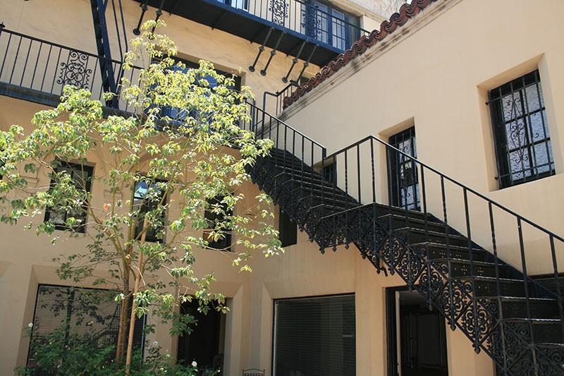 28. Courtyard