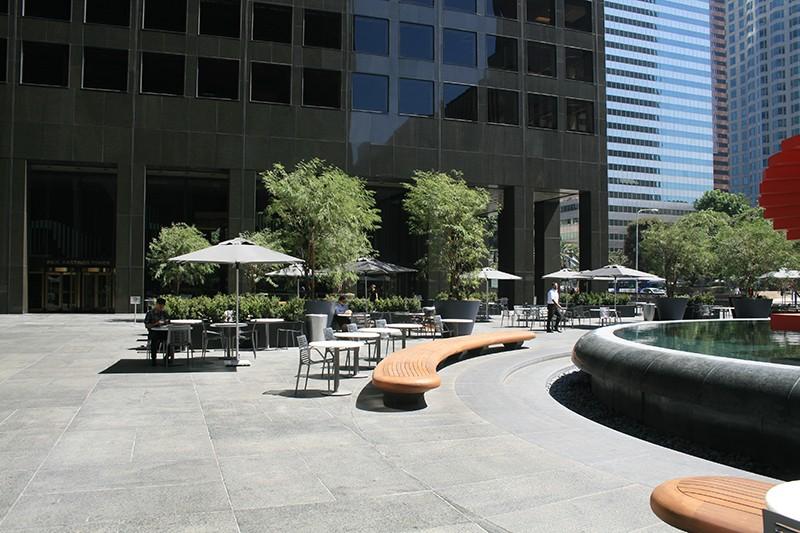 43. Plaza